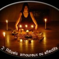 rituel amoureux