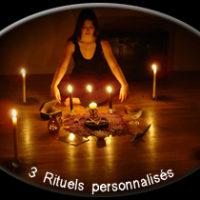 rituel personnalisé