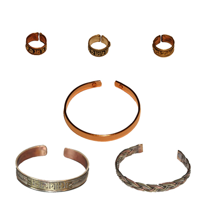 bijoux magnétisés