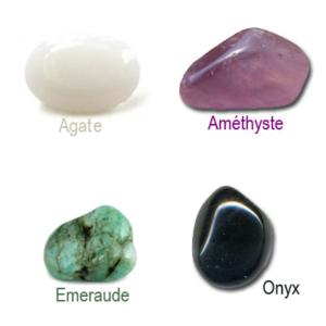 pierres de magie blanche
