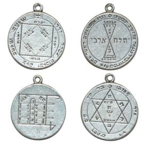 talismans magnétisés
