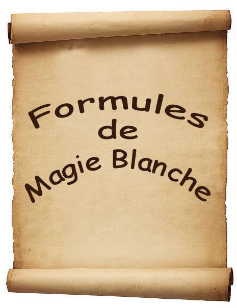 Formule de Magie Blanche