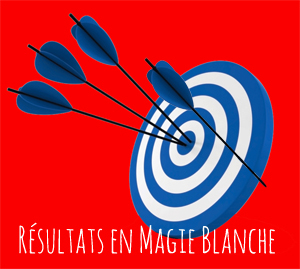 résultat magie blanche