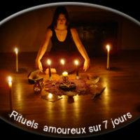 7 rituels amoureux
