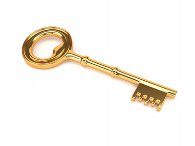 une clef