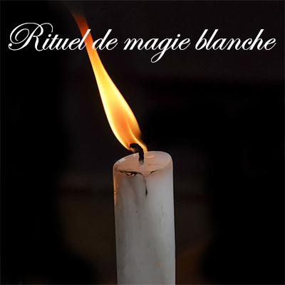 rituel de magie blanche