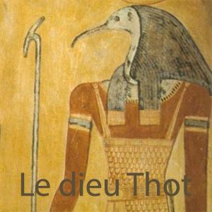 thot mythologie magie blanche