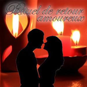 rituel de retour amoureux