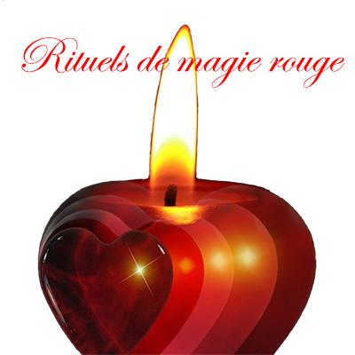 rituel de magie rouge