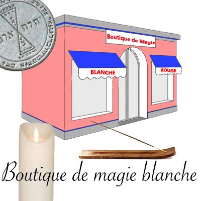 ma boutique de magie blanche