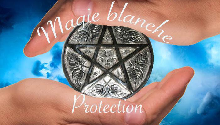 magie blanche de protection