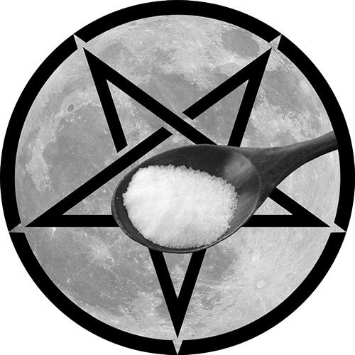 d'envoûtement par le sel