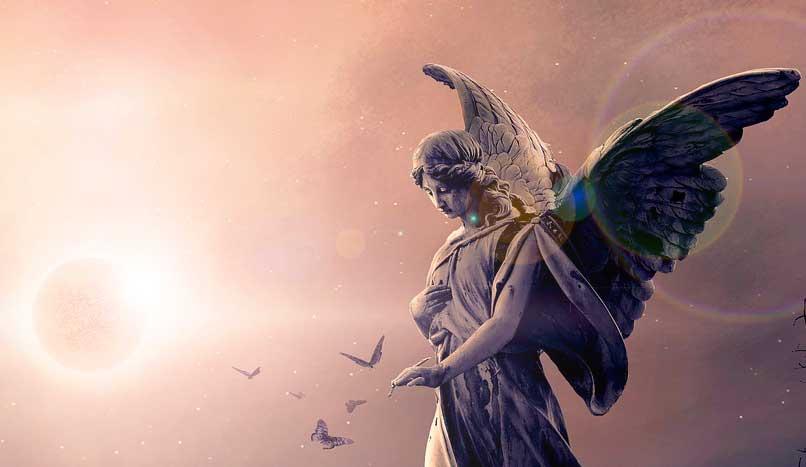 anges de la magie blanche