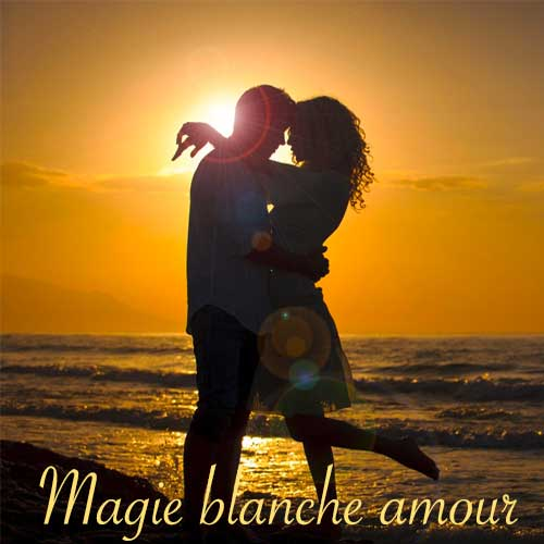 magie blanche amour