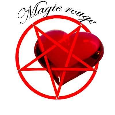 la magie rouge