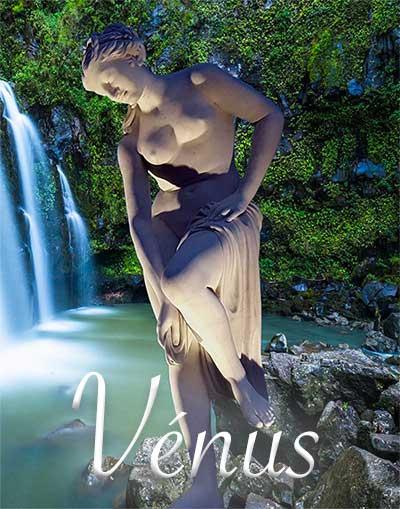 déesse vénus