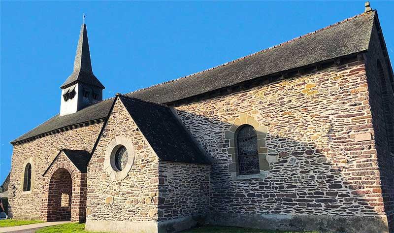 église du druide