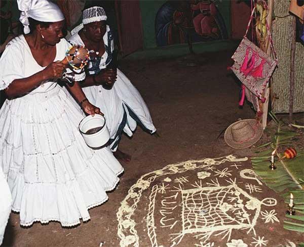 cérémonie vaudou